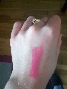 Physicians Formula Happy Booster Lipstick - Swatch